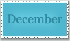 Stamp: December by emerlyrose