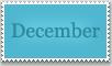 Stamp: December by emerlyrose