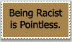 Stamp: Anti-Racist 03 by emerlyrose