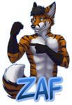 Zaf Badge - TFF2015