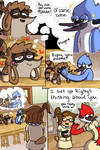 rigby fantasizes about morby
