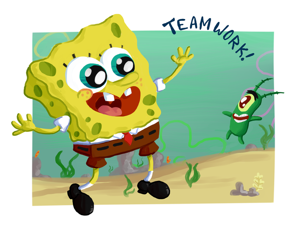 Guess who saw the new spongebob movie by muttmunch