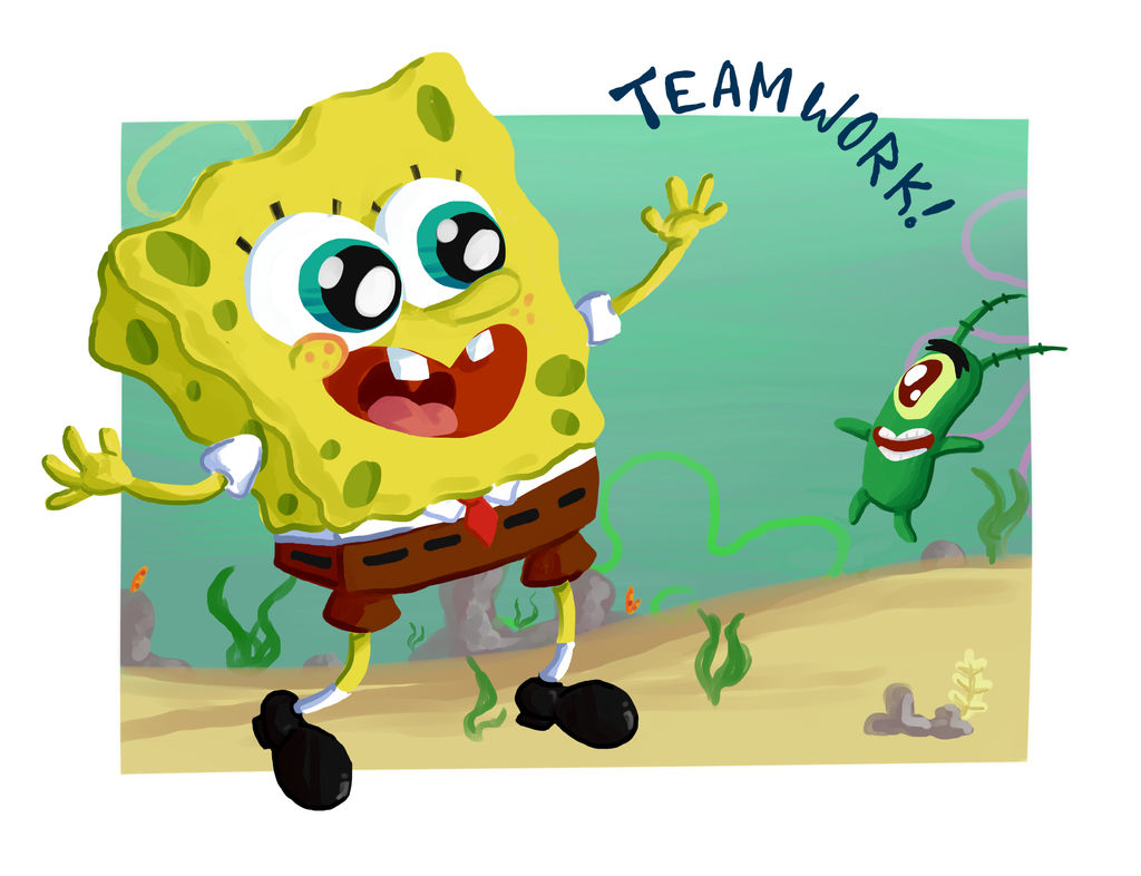 guess who saw the new spongebob movie