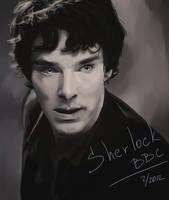 Sherlock BBC by AllenaOri
