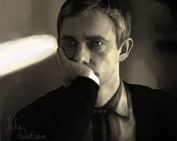 John Watson by AllenaOri