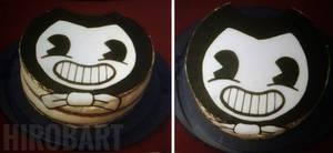 Bendy Cake by HirobArt