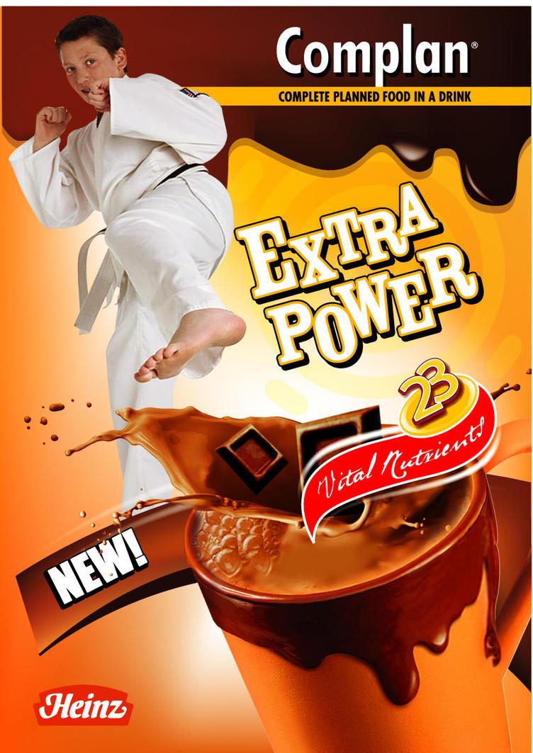 EXTRA POWER by lingva on Devia...