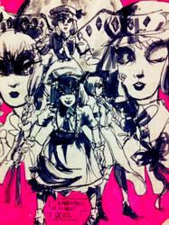 EoSD by hiohii