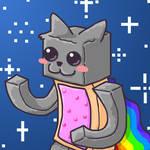 [Request] Nyan cat minecraft skin