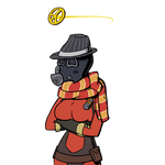 [Commission] Warm Mobster Pyro