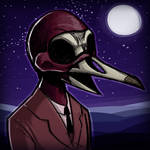 Curse of the Were Bird Skeleton