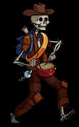 [Commission] Bones Jones