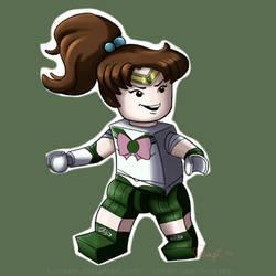 Legolized Sailor Jupiter