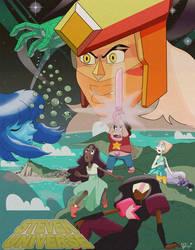 Steven Universe The Gem Wars