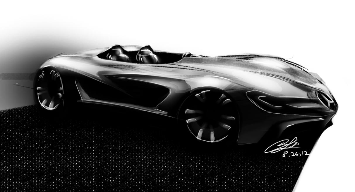 my stirling moss design by chrislah294