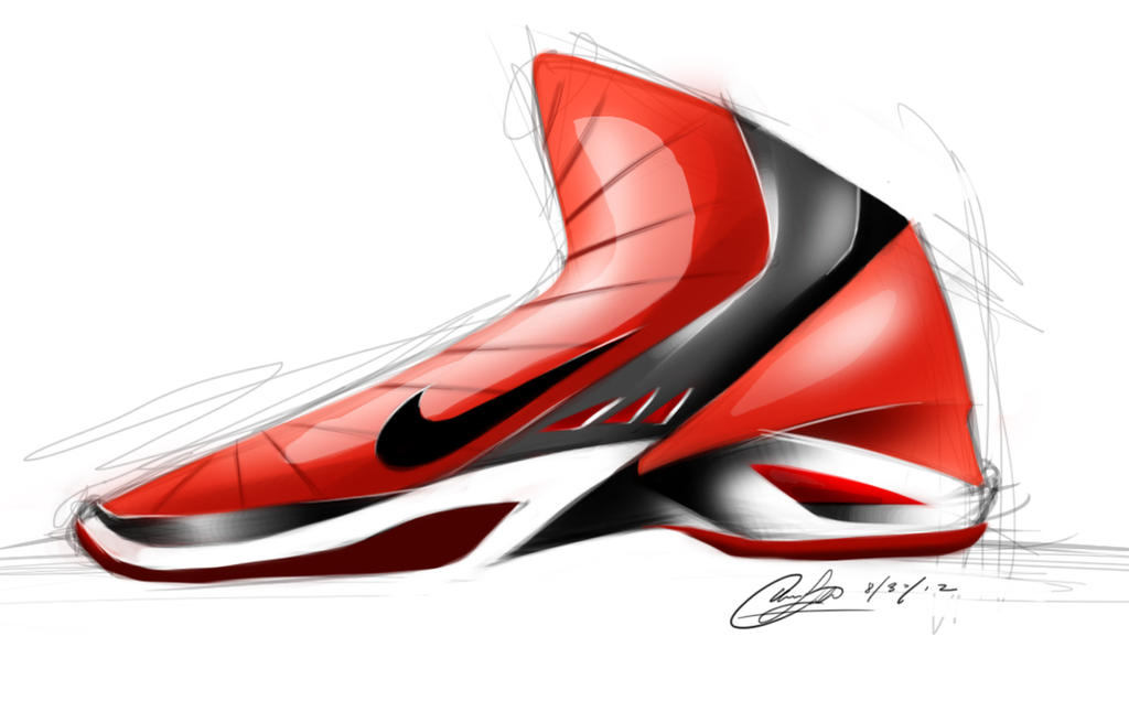 new design nike shoes