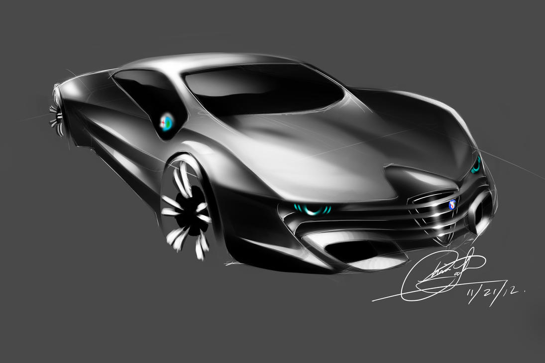 alfa design revised by chrislah294