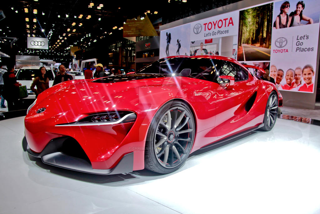 Toyota ft1 by chrislah294