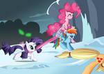 Season 3 - Pinkie, no time for messing around!