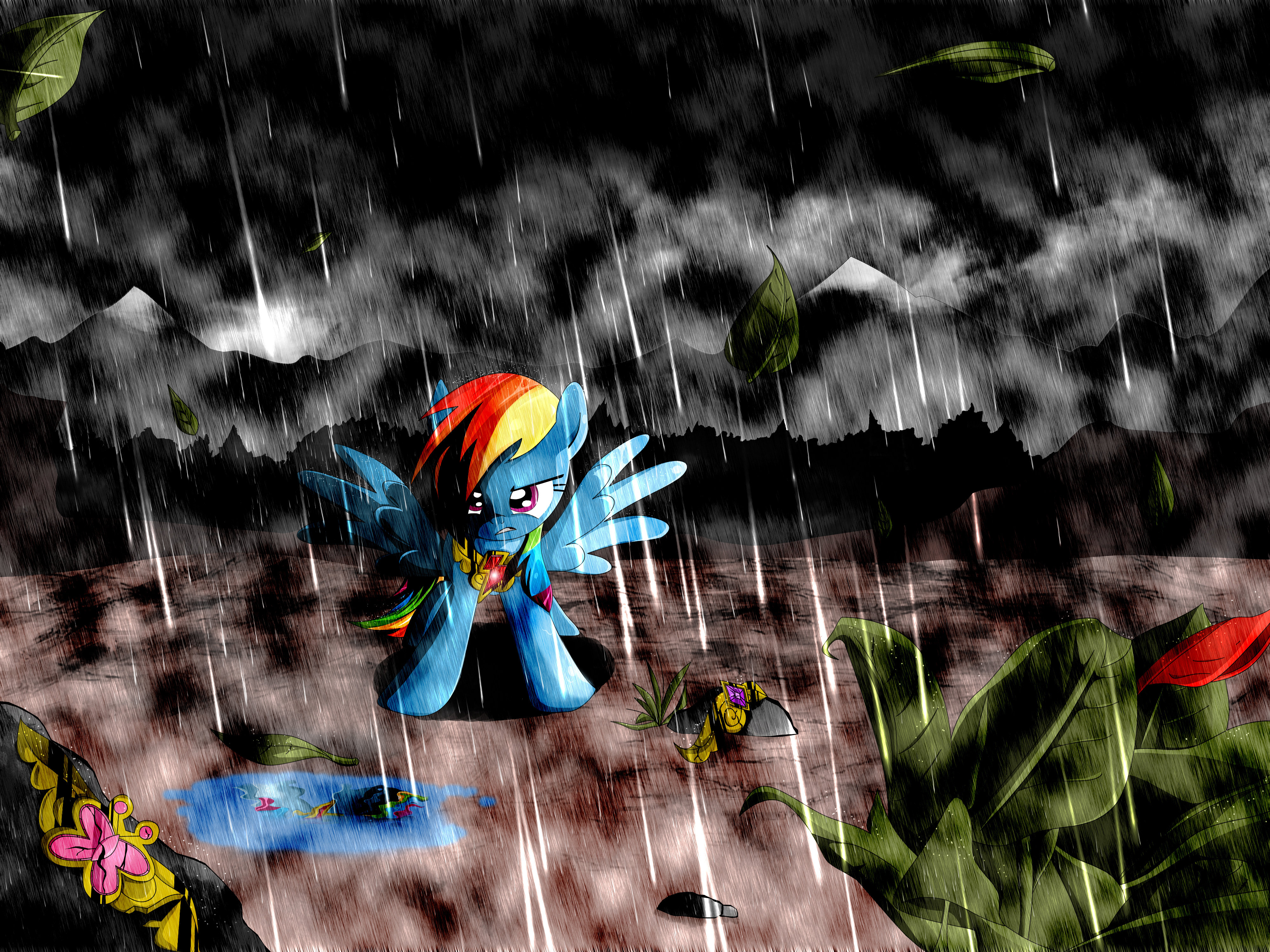 When the end arrives by labba94