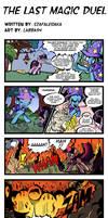 The Last Magic Duel