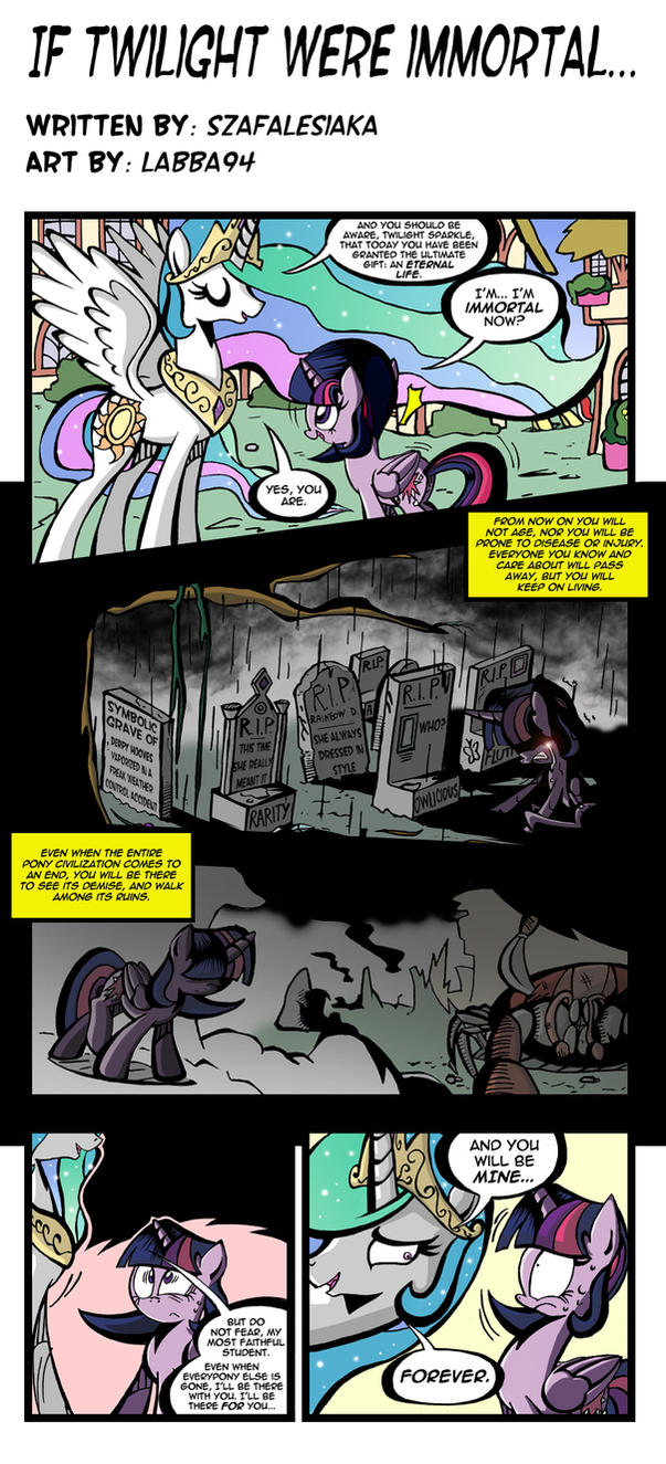 If Twilight Were Immortal... by labba94