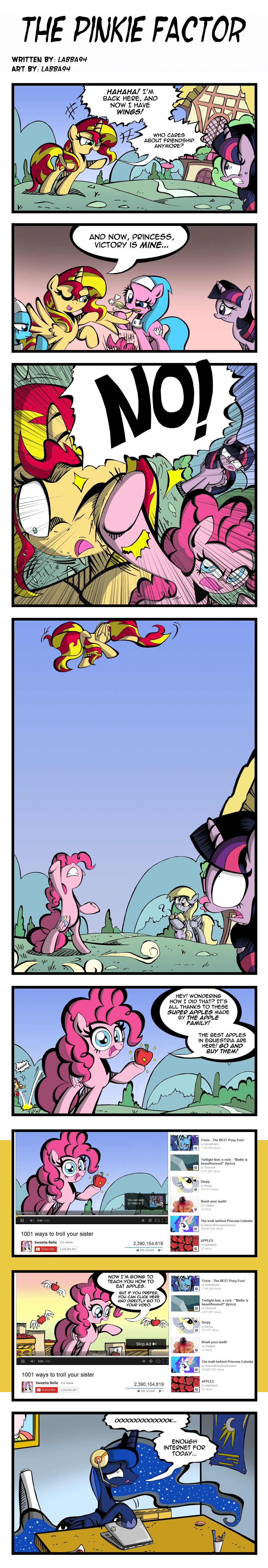 The Pinkie Factor