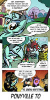 Ponyville to the Rescue!