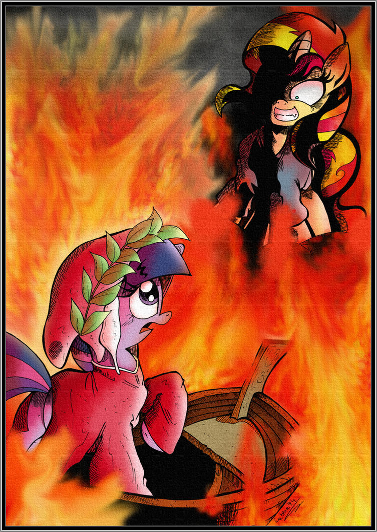 welcome_to_hell__twilight_dante_sparkle_