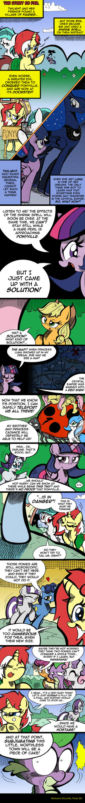 Midnight Eclipse - Page 35 by labba94