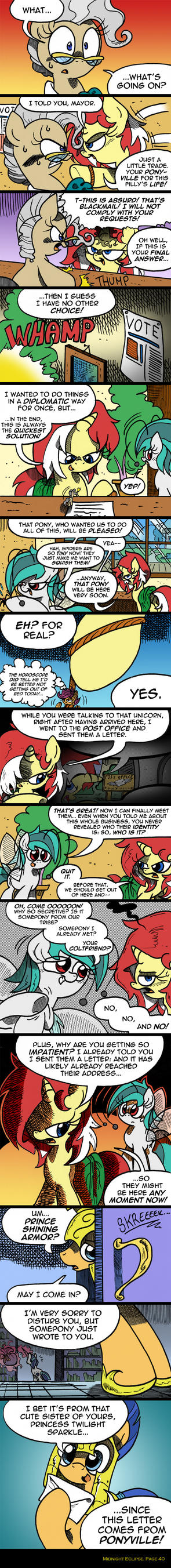 Midnight Eclipse - Page 40 by labba94