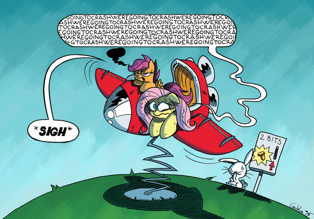 Fear of Flying by labba94
