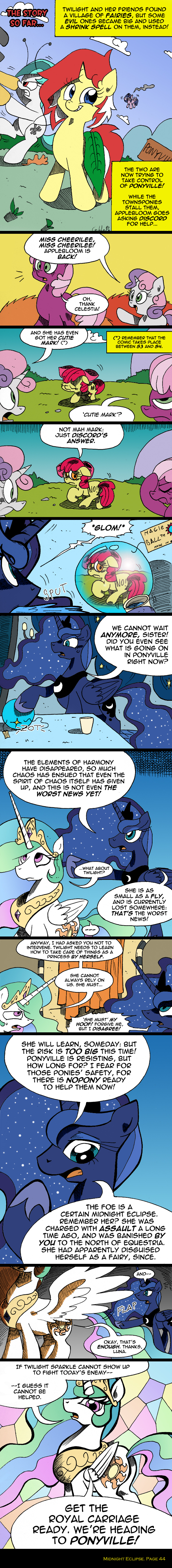 Midnight Eclipse - Page 44 by labba94