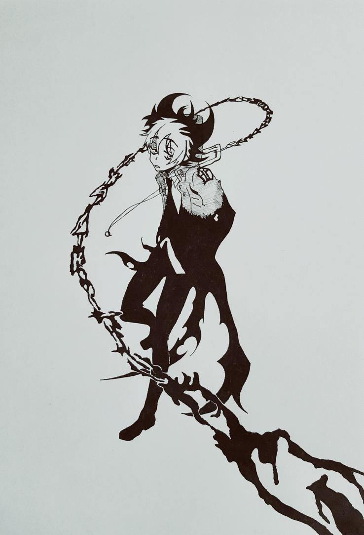 Kuro by Dauka098