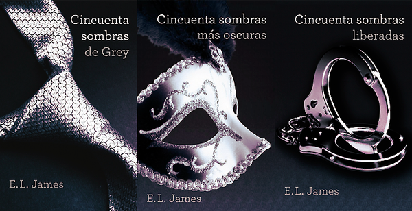 + Trilogia 50 Sombras de Grey (Libros en PDF) +18 by DreamsPacks