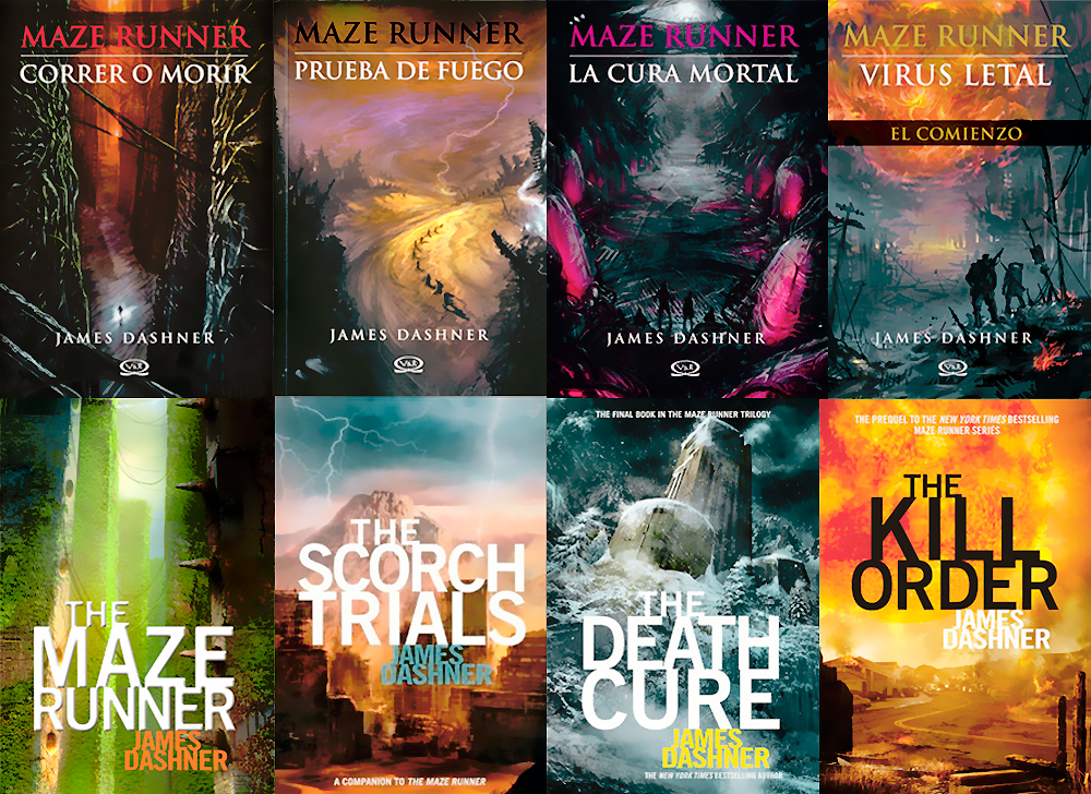 The Maze Runner Libros Pdf By Dreamspacks On Deviantart