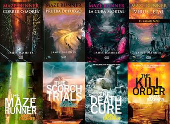 + The Maze Runner (Libros PDF) by DreamsPacks