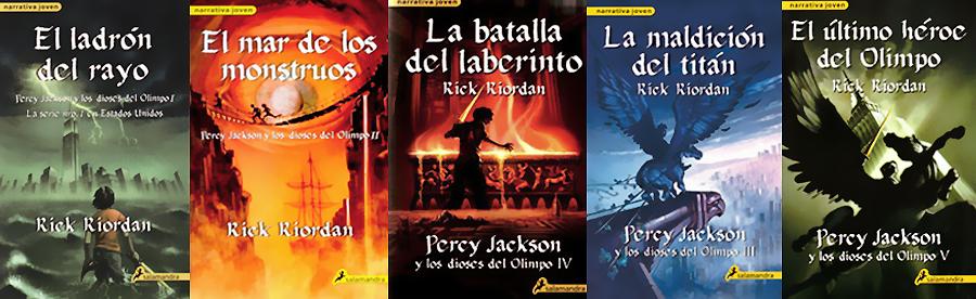 Percy j y los dioses del olimpo libros pdf by for Libros de botanica pdf