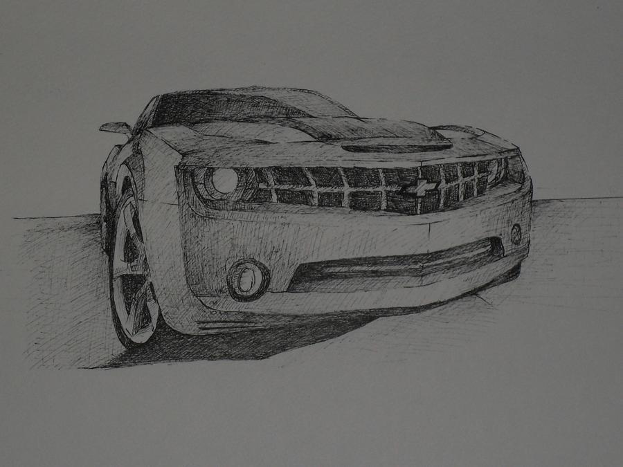 Camaro by ZeroGal5