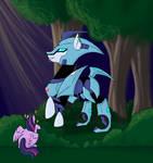 Blurr Pony