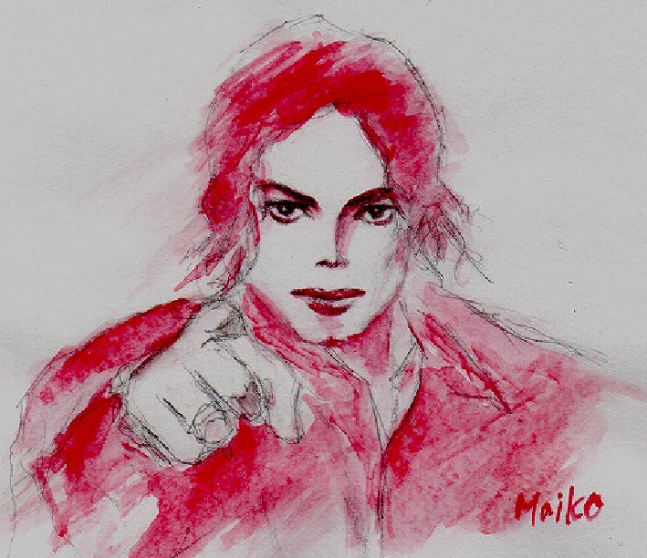 Michael Jackson -Blood On The Dance