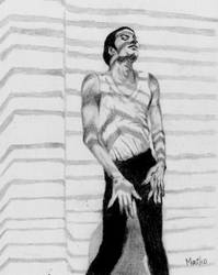 Michael Jackson -In The Closet- by Maikomittsu