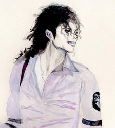 Michael Jackson -BAD- by Maikomittsu