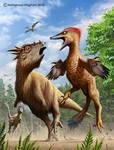 Pectinodon bakkeri VS Stygimoloch