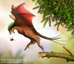 Yi qi, a genus of scansoriopterygid dinosaurs