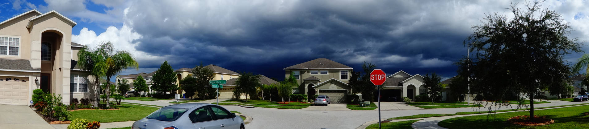 Storm Clouds Brewing