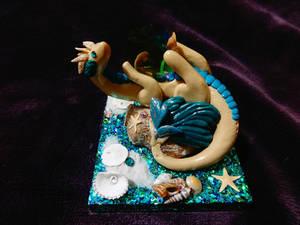 Under the Sea : Sea Serpent Dragon