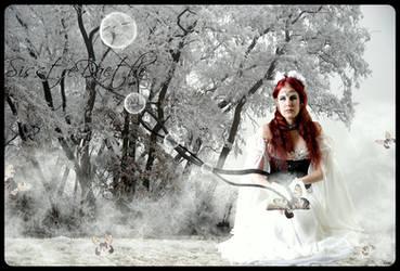 Witchcraft in Winter by SisstreDaethe