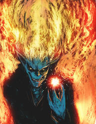 Burns by CayenneChris