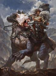 Berserker by friendhaircut